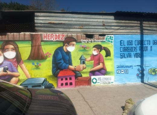 Grupo Herdez y el Consejo de la Comunicación se unen para  impulsar el uso correcto del cubrebocas.